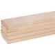 Plancher en sapin massif 300 x 9 x 1,8 cm 5 pièces