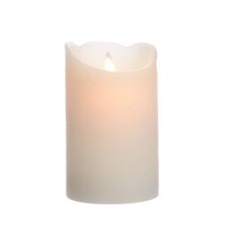 Bougie LED 12,5 cm LUMINEO
