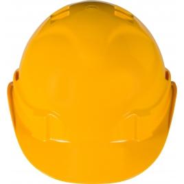 Casque de chantier jaune KWB