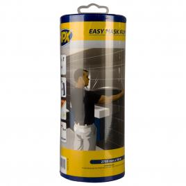 Adhésif Easy mask avec film protection et distributeur 0,27 x 16 m HPX