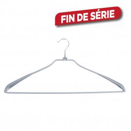 Cintre à vêtements antidérapant 45 cm METALTEX