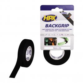 Ruban Back Grip Noir 5 m HPX