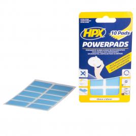 Adhésif double face PowerPads 20 pièces HPX