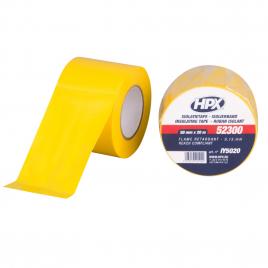 Ruban isolant PVC Jaune 20 m HPX