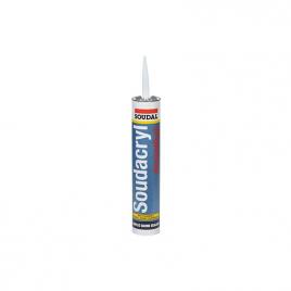 Silicone Silirub 2 Blanc 310 ml SOUDAL