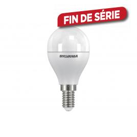 Ampoule LED Boule E14 5,6 W 470 lm blanc neutre dimmable SYLVANIA