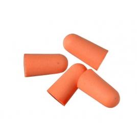 Bouchons d'oreilles jetables, en mousse souple, testé dermatologiquement