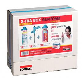 Box X-tra SOUDAL