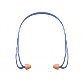 Bouchons d'oreilles, en mousse souple, testés dermatologiquement