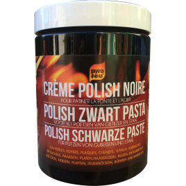 Crème polish pour poêle noire 200 ml PYROFEU
