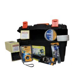 Boîte à outils avec assortiment de vis 3,5 x 35 cm 3000 pièces