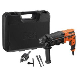 Marteau pneumatique électrique BEHS01K-QS 650 W BLACK+DECKER