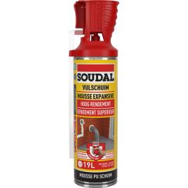Mousse PU Genius 500 ml SOUDAL