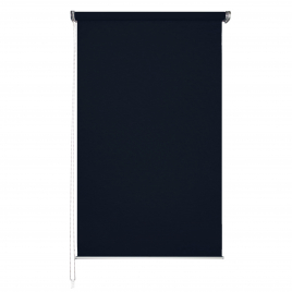 Store enrouleur voile Easy Roll anthracite 62 x 190 cm MADECO