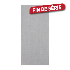 Kit store à lamelles verticales grises 200 x 260 cm MADECO