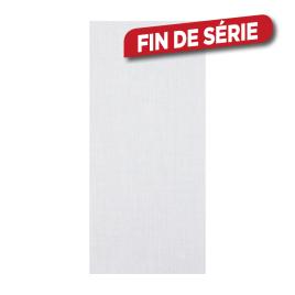 Kit store à lamelles verticales blanches 150 x 260 cm MADECO