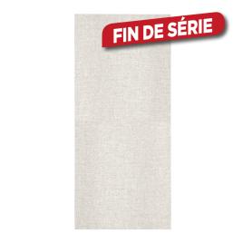 Kit de panneaux japonais beiges 115 x 250 cm MADECO