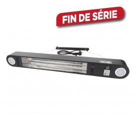 Chauffage de terrasse LED 1500 W PEREL