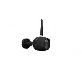 Caméra IP Wi-Fi extérieure 1080 P noire CHACON