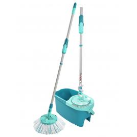 Set lave-sol Clean Twist Disc Mop Ergo LEIFHEIT