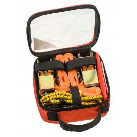 Set de sangles avec sac de transport 9 pièces KWB