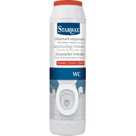 Détartrant surpuissant en poudre pour toilette 1 Kg STARWAX