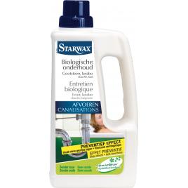 Entretien biologique pour canalisation 1 L STARWAX