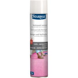 Nettoyant aérosol raviveur express pour tapis et moquette 0,6 L STARWAX
