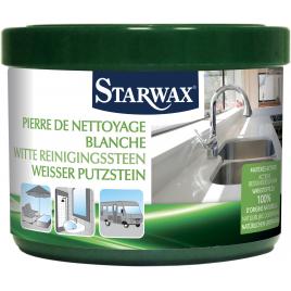 Pierre de nettoyage naturelle blanche STARWAX