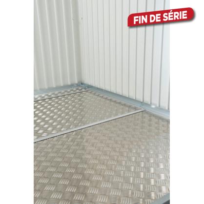 Plaque de fond pour mini garage 1,09 x 1,9 m BIOHORT