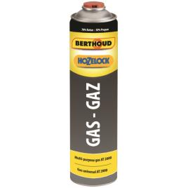 Cartouche de gaz pour désherbeur 600 ml HOZELOCK