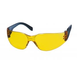 Lunettes de protection, de loisirs, jaunes transparentes, renforce les contrastes au crépuscule