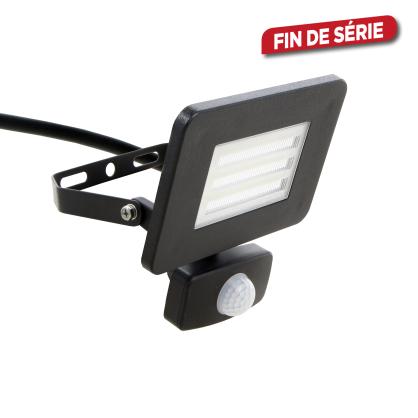 Projecteur LED avec détecteur de mouvement 30 W