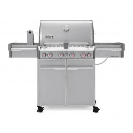 Barbecue au gaz Summit S-470 GBS inox WEBER