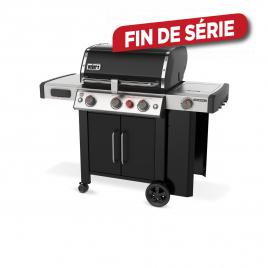 Barbecue au gaz Genesis II EX-335 GBS noir WEBER