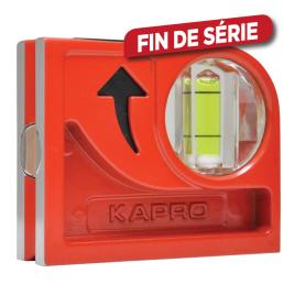 Niveau à bulle de poche Cyclop 8 cm KAPRO