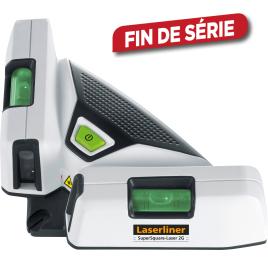 Niveau laser à lignes SuperSquare 2G Plus 90° LASERLINER