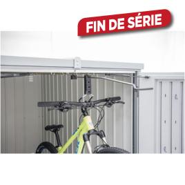 Rail amovible pour vélo pour mini garage BIOHORT
