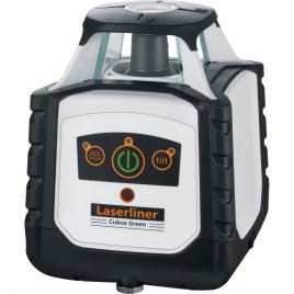 Niveau laser rotatif automatique Cubus G 110 S LASERLINER