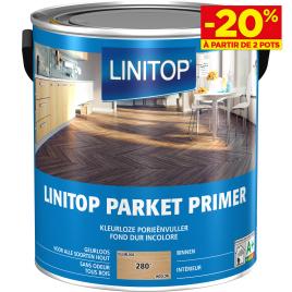 Primer pour parquet incolore 2,5 L LINITOP