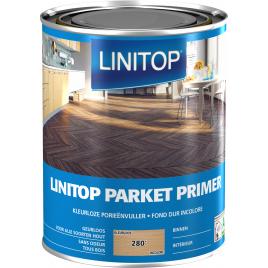 Primer pour parquet incolore 1 L LINITOP
