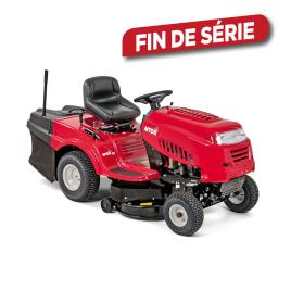 Tracteur tondeuse 92 avec bac de ramassage 382 cc MTD