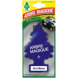 Désodorisant pour voiture New Car ARBRE MAGIQUE