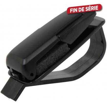 Porte lunettes avec fixation pour pare-soleil CARPOINT