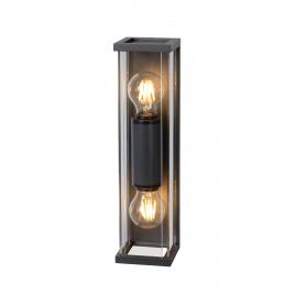Applique extérieure Claire Mini LED E27 30 W dimmable LUCIDE