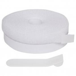 Velcro blanc 400 X 1,5 cm CANDO