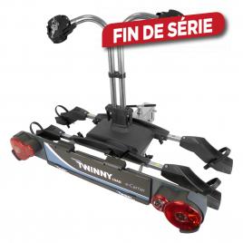 Porte-vélos pour 2 vélos électriques sur attelage e-Carrier