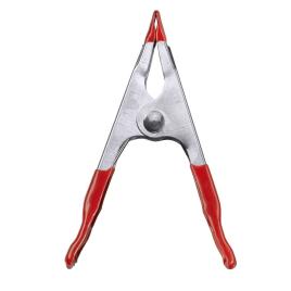 Pince à coller 4 pièces - en tôle d'acier 100 mm
