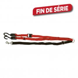 Sangle de sécurité pour chien Zip Line 40 - 75 cm