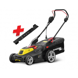 Tondeuse électrique GPTDE1843-2L 1800 W GARDEO PRO